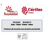 Prontuario de acogida de inmigrantes. Edición 9. Mesa por la Hospitalidad