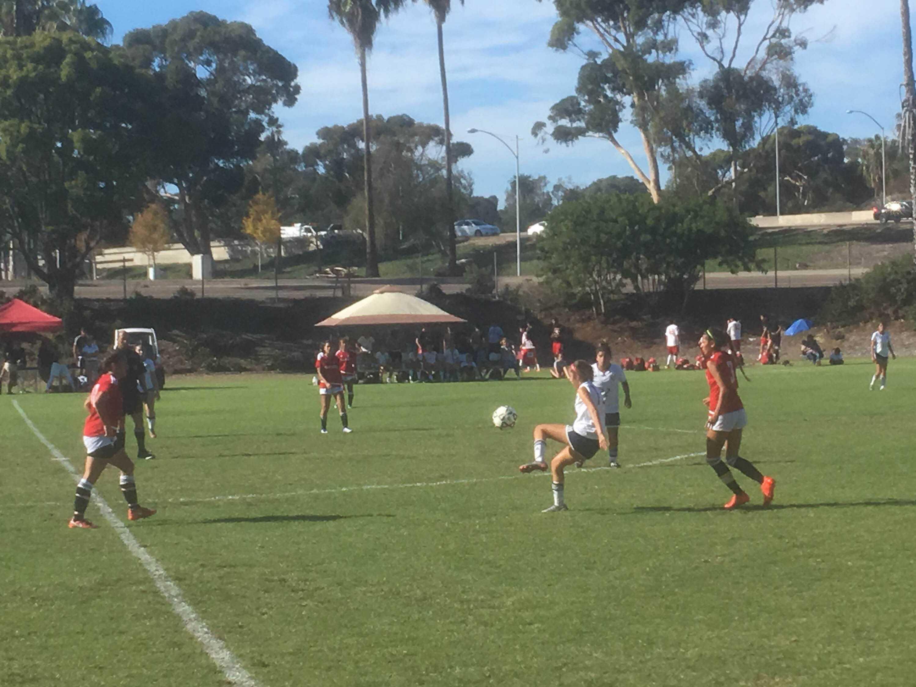 The Mesa Press  Dominant season for Mesa Womens Soccer