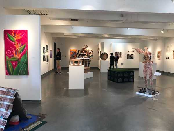 Mesa College Art Gallery