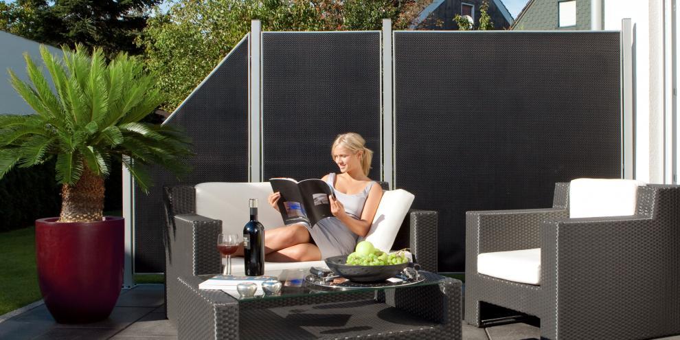 sichtschutz terrasse kunststoff - terrasseenbois,