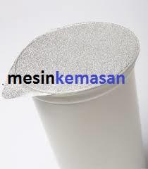 cup alumunium foil