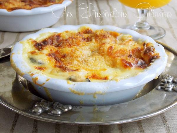 Gratin De Fruits De Mer Le Blog Cuisine De Samar