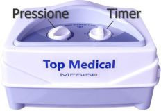 Pressoterapia Top Medical facile da usare