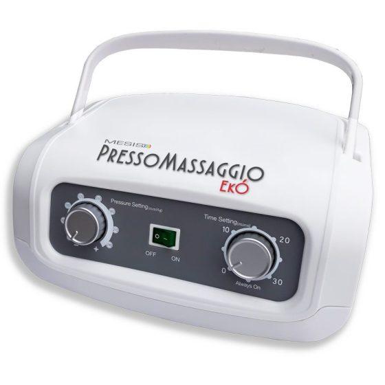 Pressoterapia PressoMassaggio Mesis EkÓ, anti cellulite e linfodrenaggio per ritenzione idrica.