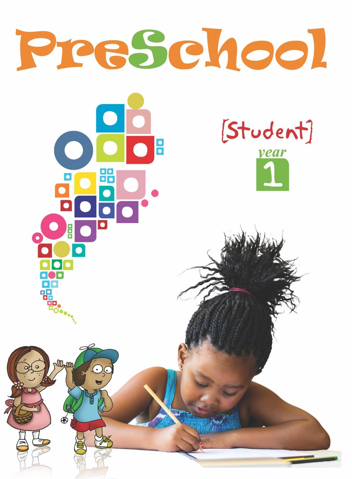 Preschool Sunday School Student Activity Worksheets Year