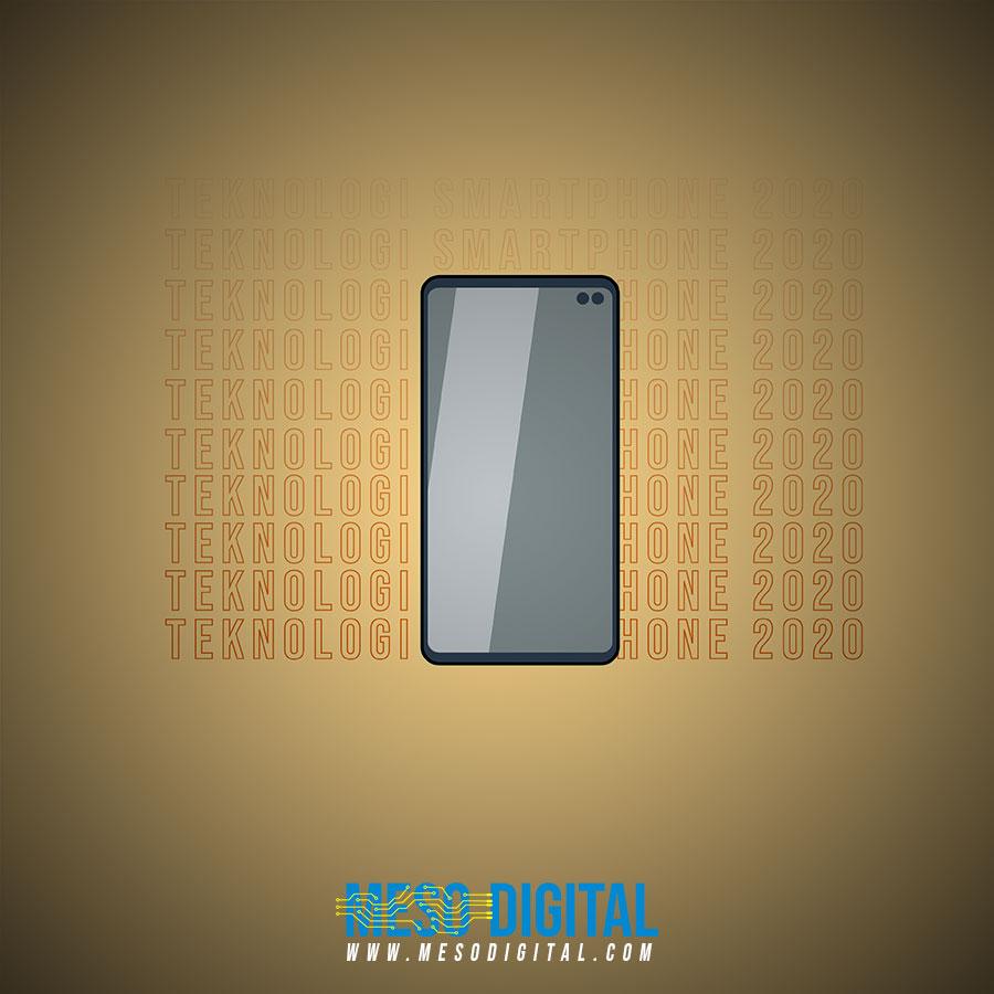 Tren Teknologi Smartphone Tahun 2020