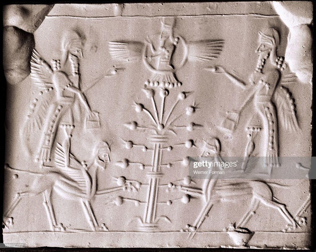 """Enlil, Anu's 2nd Son & Heir, Born of the """"Double-Seed Law of ..."""