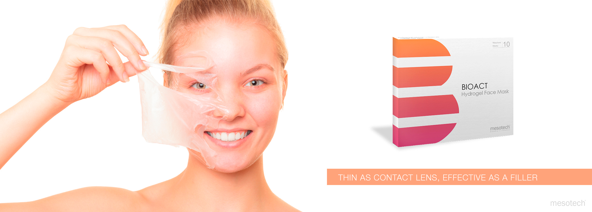 Bioact Face Mask - by Mesotech