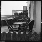 En terrasse