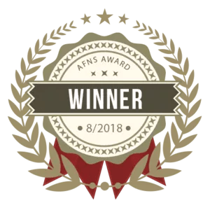 AFSN award Winner 2018
