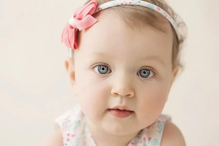 photo bébé un an paris