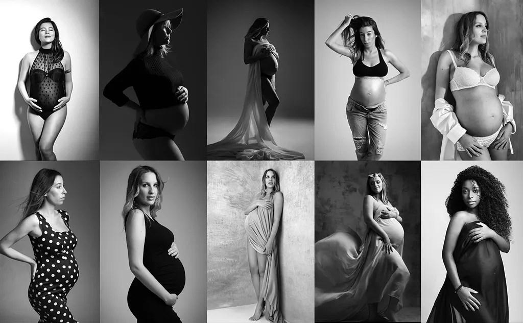 exemples de tenues pour séance photo grossesse aurelia c photographies