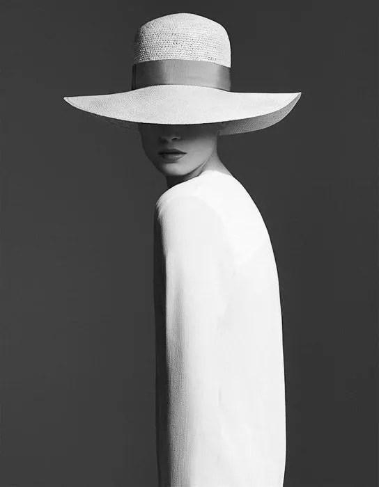 idees accessoires photo grossess chapeau