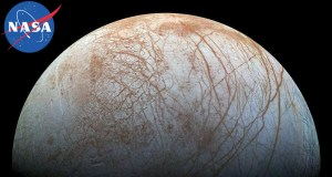 Europe, une lune de Jupiter