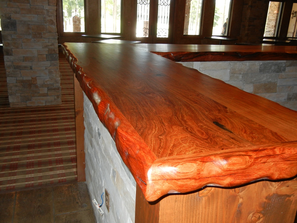 wood countertops kitchen cabinets mesquite & bar tops in texas | faifer ...