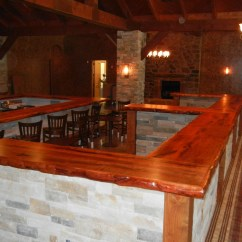 Kitchen Table Tops Track Lighting Kits Mesquite Wood Countertops & Bar In Texas | Faifer ...
