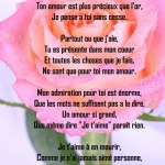 Les plus beaux poèmes d'amour