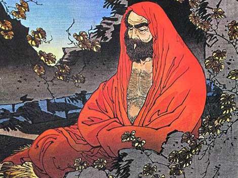 Osho on Bodhidharma