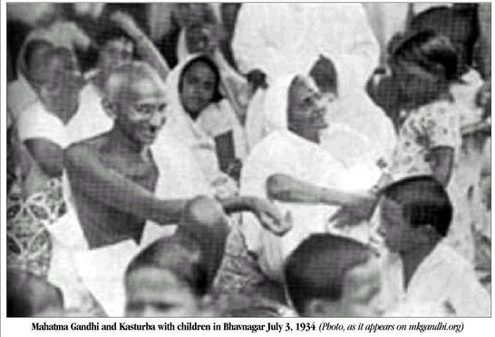 Osho on Gandhi Mahatma