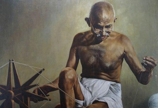 Osho on Mahatma Gandhi