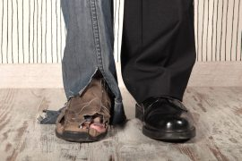 Spiritual poverty to spiritual prosperity