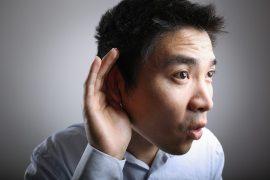 Listening, God's presence, nearness,