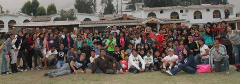 2012 Peru Cross Street Youth Camp