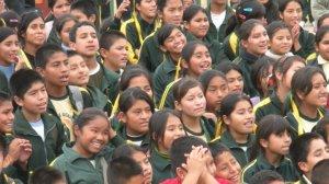 Peru School Ministry
