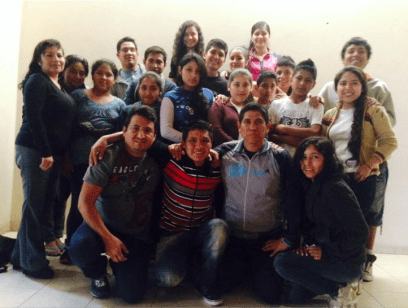 2013 November - Youth Retreat Marquez