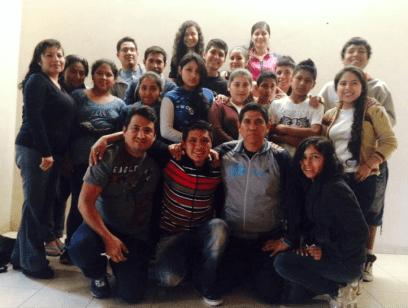 2013 November - Youth Retreat Marquez