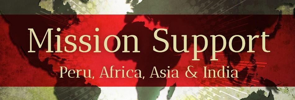 World Missions Website Banner