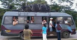 2014 Peru Mission Team in Nauta