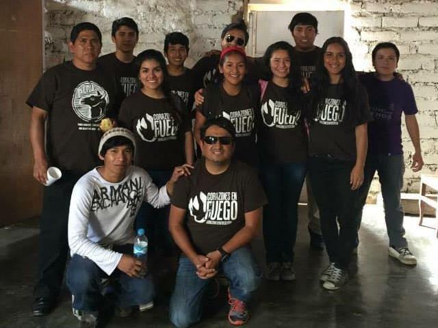2015 Corazones en Fuego Team - Copy