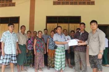 2015 Myanmar Flood Relief