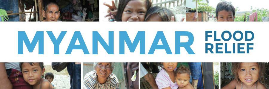 2015 October - Myanmar Flood Relief