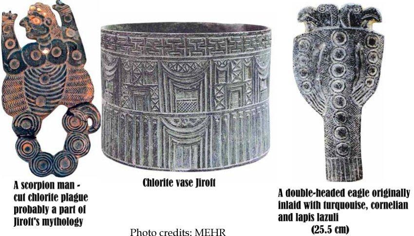 Jiroft artifacts