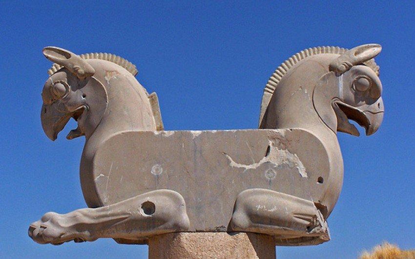 Persepolis Griffin