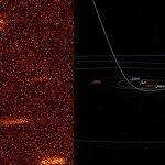El extraño visitante cósmico con forma de cigarro se acelera a través de nuestro sistema solar a 40,000 millas por hora