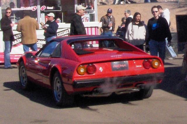 1985 Ferrari 308GTSi Quattrovalvole