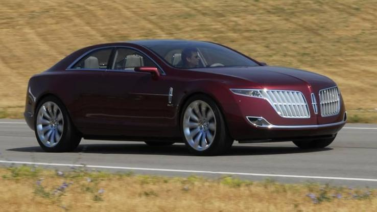 Lincoln MKR