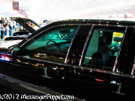 1993 Cadillac Presidential Limo
