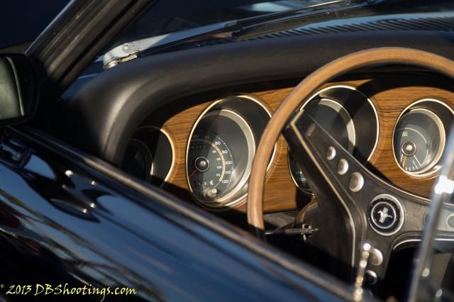 1969 Mustang dash