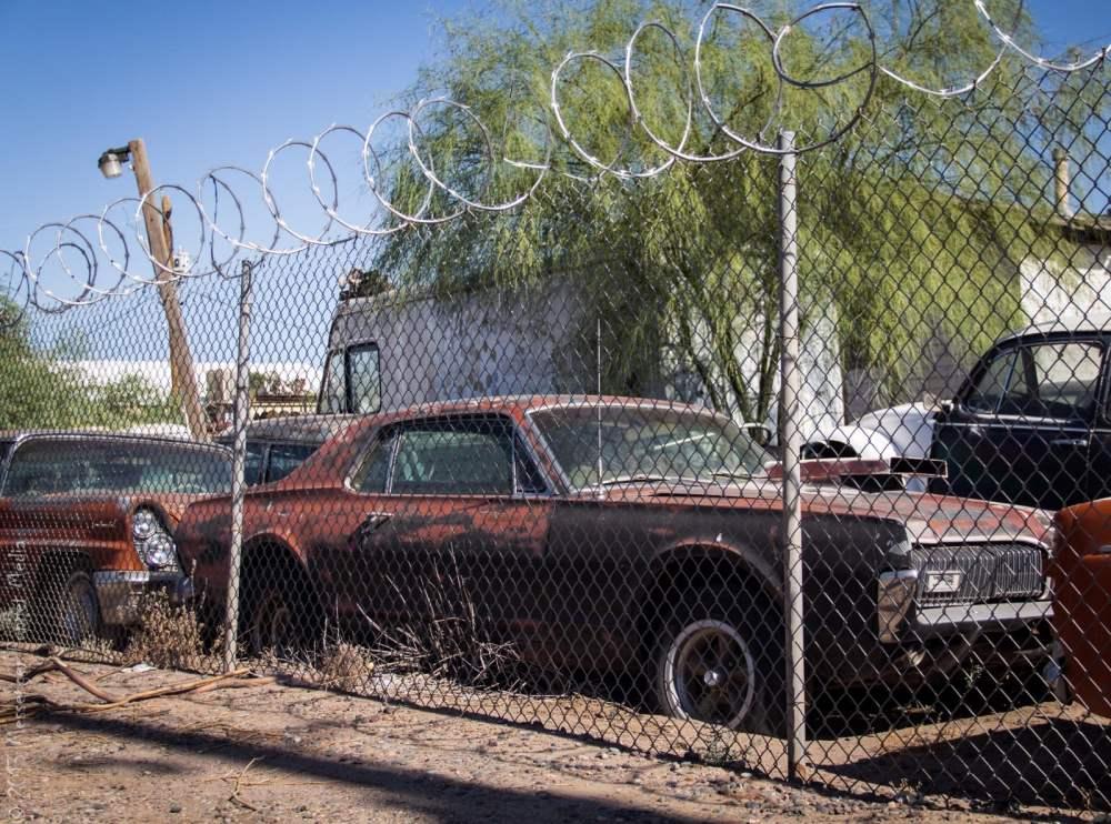 1967 Mercury Cougar junk