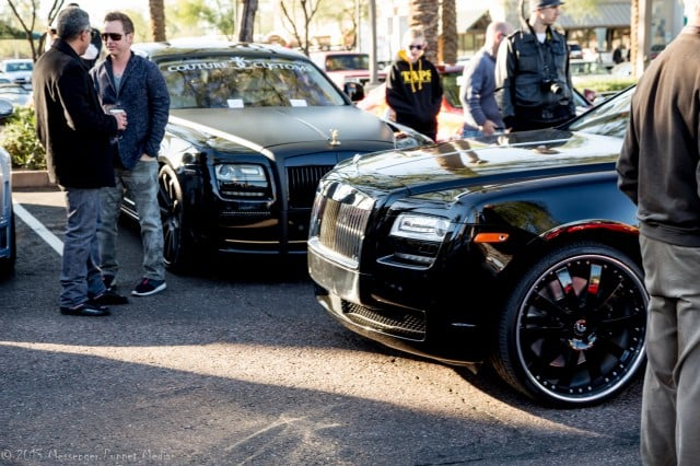 Rolls Royce Ghost pimpmobiles