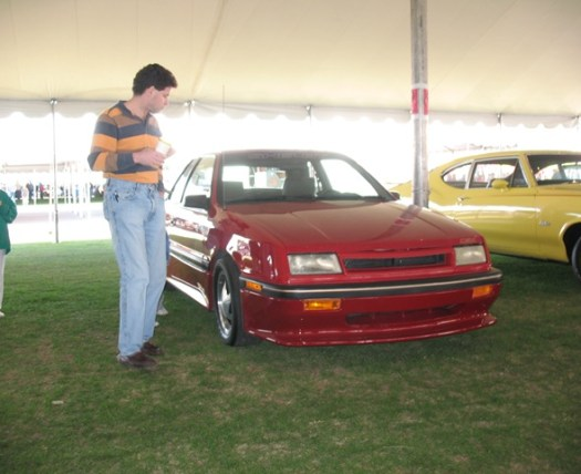 Chrysler Shelby CSX Prototype