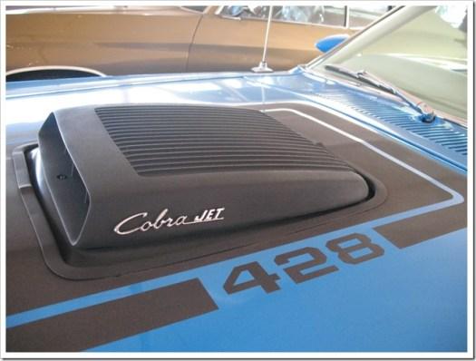 1970 Ford Mustang 428 Cobra Jet