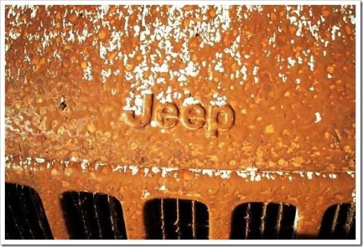 Mud Jeep Liberty