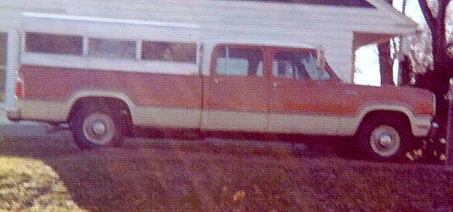 Dodge Crew Cab