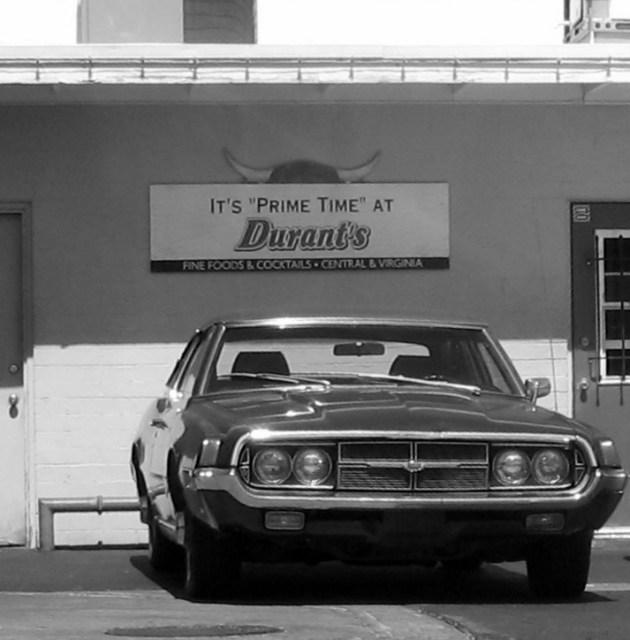 1968 Ford Thunderbird
