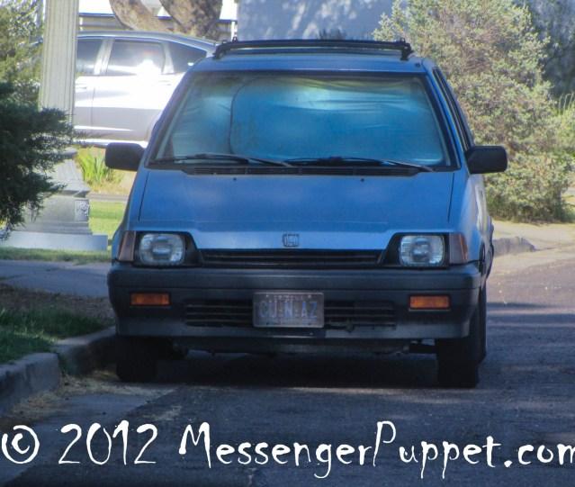 1985 Honda Civic wagon